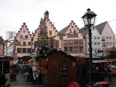 Frankfurt-am-Main Romerburg