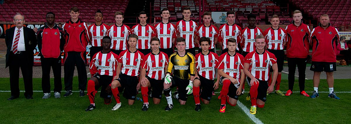 db335005da6 Altrincham FC Youth Team Page