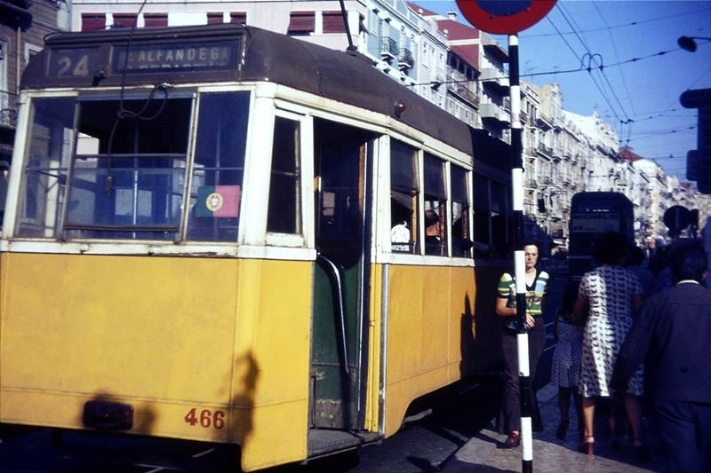 Luso Pages - Lisbon (Portugal) Trams