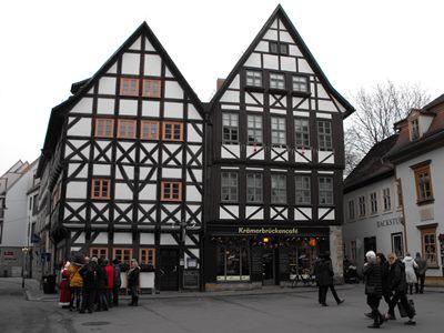 Erfurt Kramerbrucke