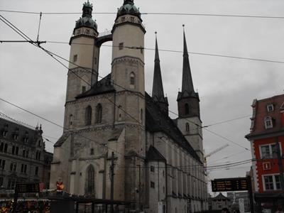 Halle Markt