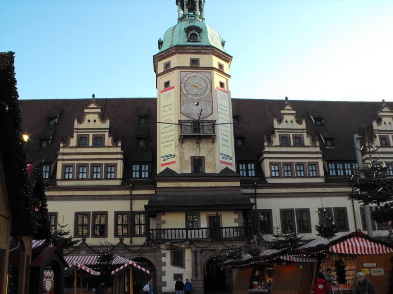 Altes Rathaus Leipzig 2015