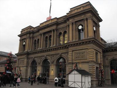 Mainz Hauptbahnhof 2009